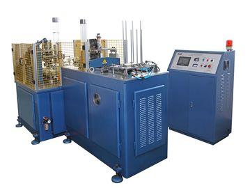 中国 SSM-1100K 5kw の使い捨て可能な紙コップの生産機械、紙コップの袖の機械類 代理店